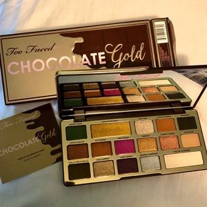 Too Faced Chocolate Gold Palette - NEW